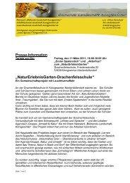 """NaturErlebnisGarten-Drachenfelsschule"""