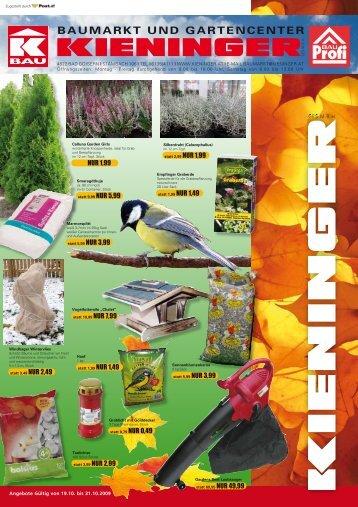 Baumarkt und gartencenter - Kieninger Baumarkt