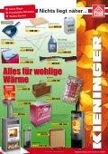 Baumarkt und gartencenter - Kieninger Baumarkt - Seite 2