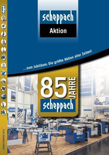 Aktion - Scheppach