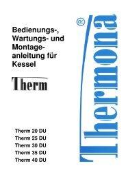 Bedienungs-, Wartungs- und Montage- anleitung für ... - Klimaworld24
