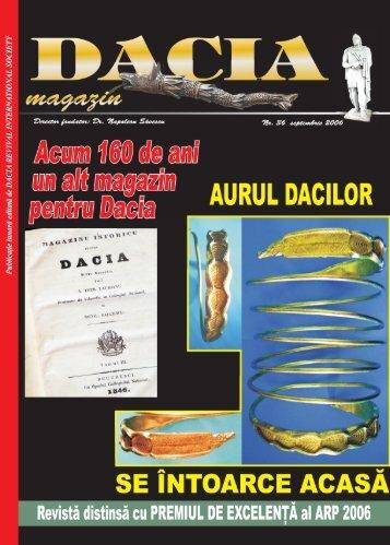 septembrie 2006 - Dacia.org