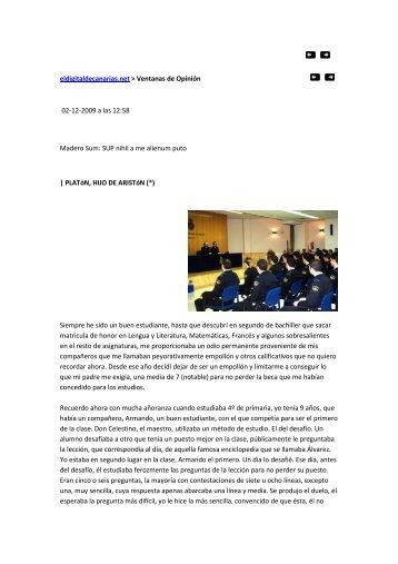 LOS AHORA AFILIADOS A UFP - CEP Canarias