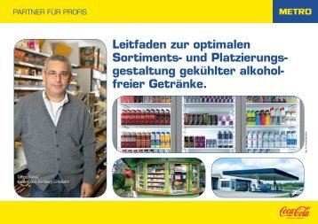 freier Getränke. - Metro