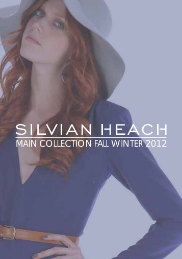 MAIN COLLECTION FALL WINTER 2012 - silvian heach
