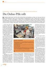 OTC Versand Pharma Relations ProfRiegl - Prof. Riegl & Partner ...