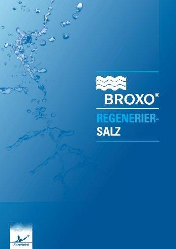 REGENERIER- SALZ - Broxo