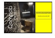 montageanleitung - Gruppo Atma
