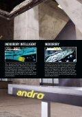 Andro Katalog 2010 - Tischtennis.biz - Seite 4