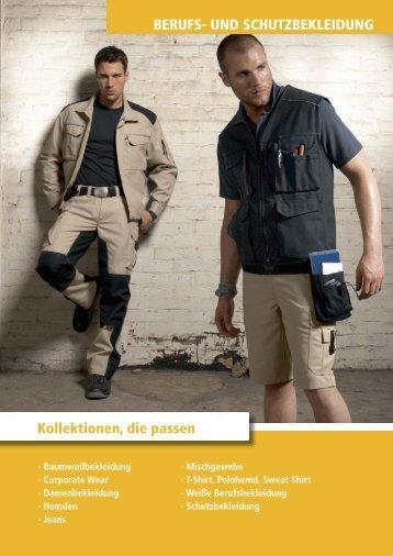 Arbeitsschutzkatalog Ausgabe 13 Kapitel Bekleidung (PDF, ca. 16