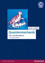 Quantenmechanik Lehr- und Übungsbuch 2 ... - Pearson Studium