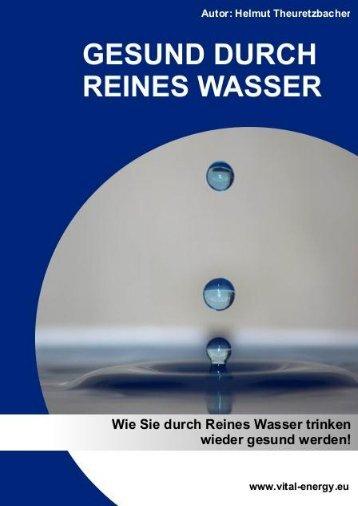 Wasser ist Leben - Twister.AG