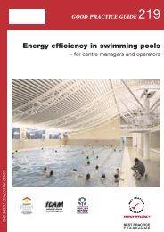 Energy efficiency in swimming pools - Swimming.Org