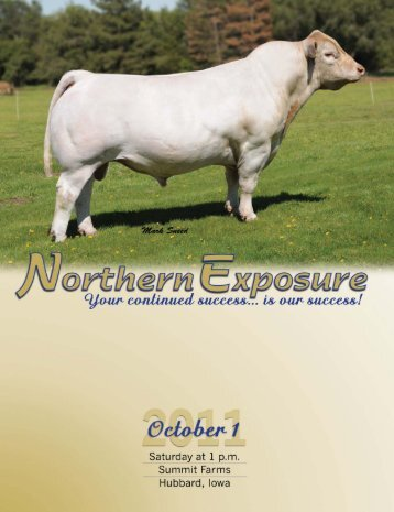 Northern Exposure Consignors - Polzin Cattle