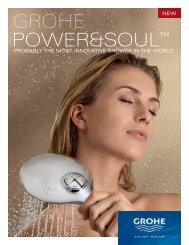 Grohe Power - KA Sales Associates