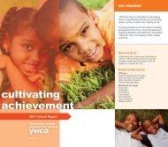 Annual Report - YWCA St. Paul