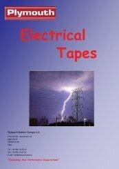Electrical Tapes - fairtech.se