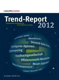 Trend-Report 2012 - Trend-Update