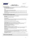MSDS Nano Pro-Tek Part B HU rev - DEK International - Page 3