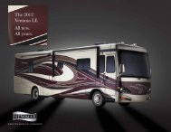 The 2012 Ventana LE All new. All yours. - Newmar Corp