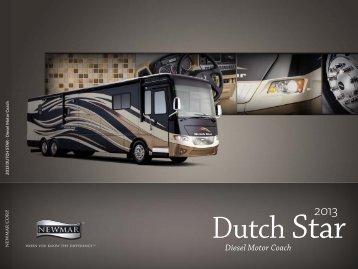 2013 Dutch Star Brochure - RVUSA.com