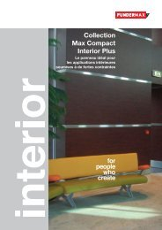 Collection Max Compact Interior Plus - Jago AG