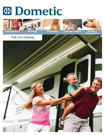 Rv Awning Application Chart Dometic