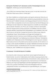 Ideologische Feindbilder des 20 - Geschichtswerkstatt Jena eV