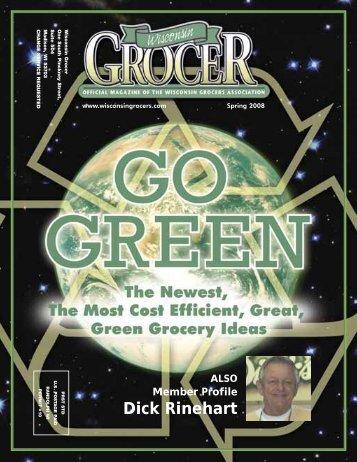 Dick Rinehart - Wisconsin Grocers Association