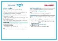 LC-40/46/52/60LE8xx Operation-Manual Skype GB - Sharp