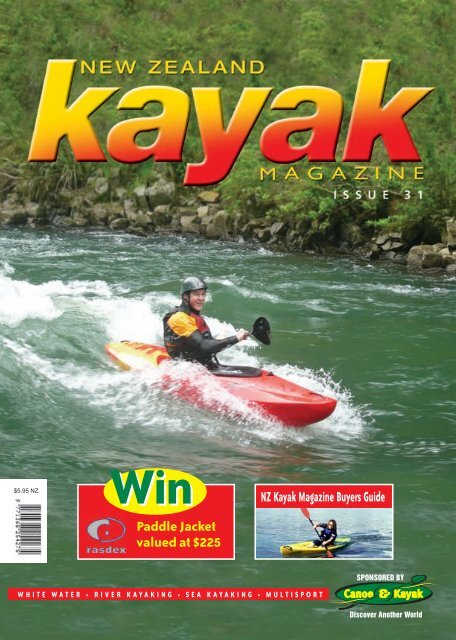 C&K mag #31ss- final - Canoe & Kayak