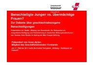 Forum 2.05 - Anne Jenter - GEW