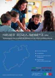 NEUES SCHULGESETZ NRW - Helmholtz Gymnasium Bonn