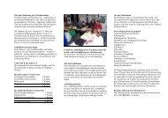 Ziel und Gliederung der Fachoberschule Fachoberschulen sind ...