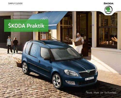 ŠKODA Praktik - J.H. Keller AG