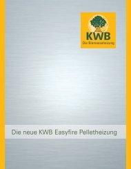Die neue KWB Easyfire Pelletheizung 2,4