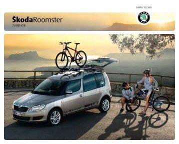 ŠkodaRoomster - J.H. Keller AG