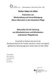 A6_Kap.3.2_[Häusliche Pflege] - Deutsche Hochschule der Polizei