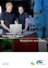 Service erleben! - ITML GmbH