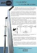 Génératrice électromagnétique : Lampadaire : Fixation : - Page 2