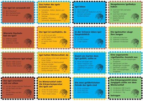 Und Antwortkarten Auf A4 Bogen Pdf 1251kb