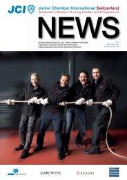 JCI News Nr. 1 - Junior Chamber International Switzerland