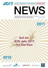 Auf ein JCIS-Jahr 2011 mit viel Elan - Junior Chamber International ...