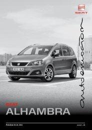 Alhambra SEAT - J.H. Keller AG