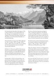 Die Geschichte der Manufaktur Jobin beginnt 1835 im Berner ...