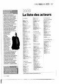 Liste complète - Page 2