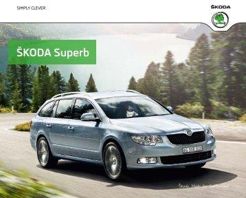 ŠKODA Superb - J.H. Keller AG