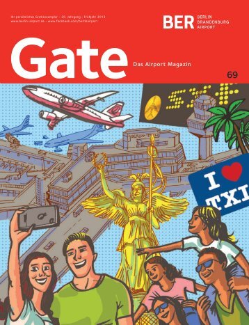 Gate 69 Frühjahr 2013