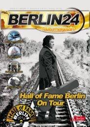 Berlin 24 Das Magazin Ausgabe 17 - März 2013