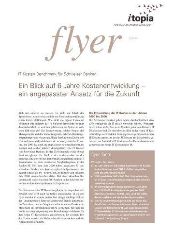 flyer1/2007 - itopia